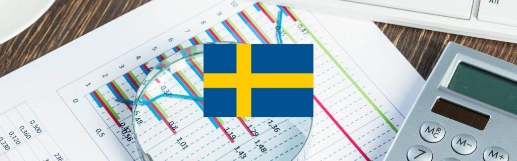 Omsättningen på den svenska spelmarknaden sjunker stadigt
