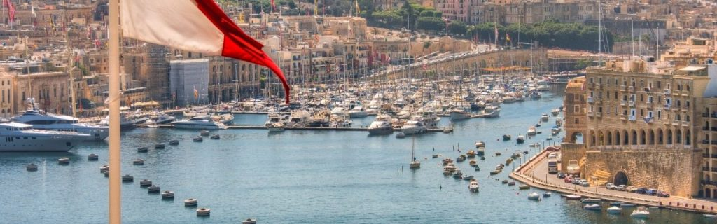 Malta grålistat
